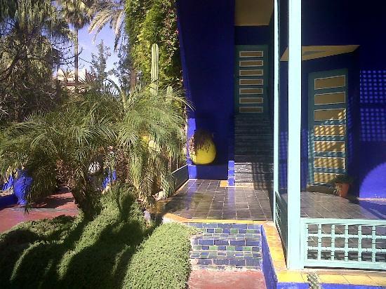 Riad Nerja: Jardin Majorelle