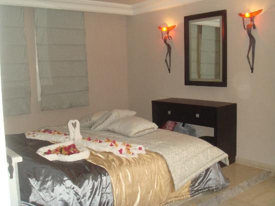 Fertile Mezraya-Djerba: la chambre