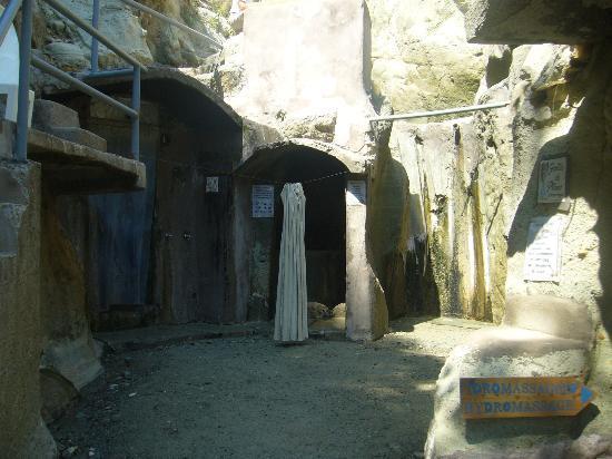Antiche Terme Romane di Cavascura: sauna