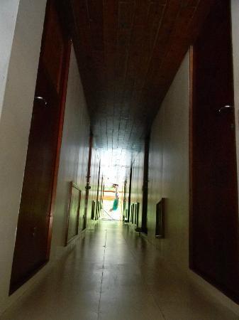 Hotelito Casa Blanca: Hallway