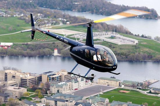 Kingston Heli-Tours