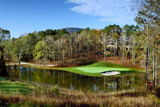 Pursell Farms: Hole number 17