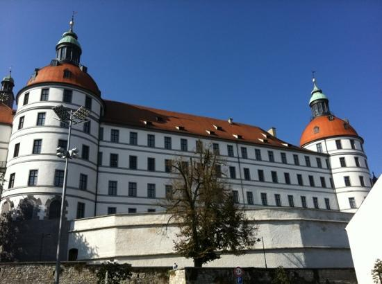 Pfalz-Neuburger Residenzschloss