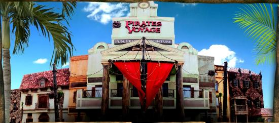 Myrtle Beach, Carolina Selatan: Pirates Voyage Fun Feast & Adventure!