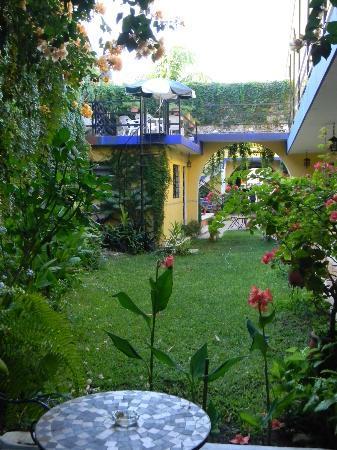 Hotel Mucuy: garden
