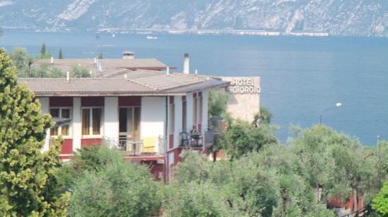 Hotel San Giorgio: vue sur l'hôtel