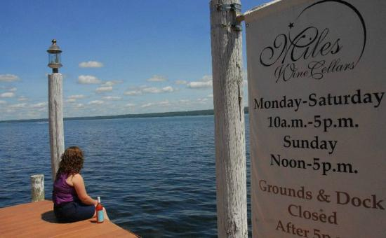 Miles Wine Cellars: The Only Winery On Seneca Lake That Can Be Reached By Boat