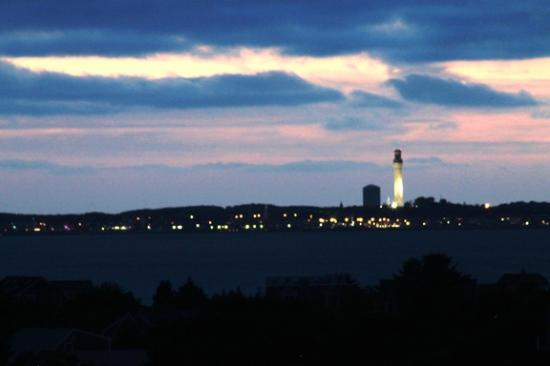 Cape View Motel: Provincetown At Twilight