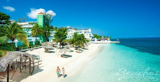 Beaches Ocho Rios Resort & Golf Club: The Beach at Beaches Boscobel Resort & Golf Club