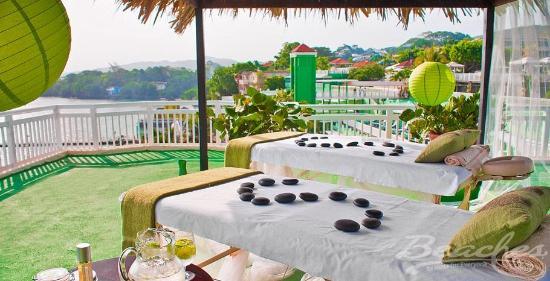 Beaches Ocho Rios Resort & Golf Club: Red Lane Spa at Beaches Boscobel Resort & Golf Club