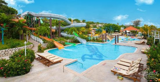 Beaches Ocho Rios Resort Golf Club Poolview At Boscobel