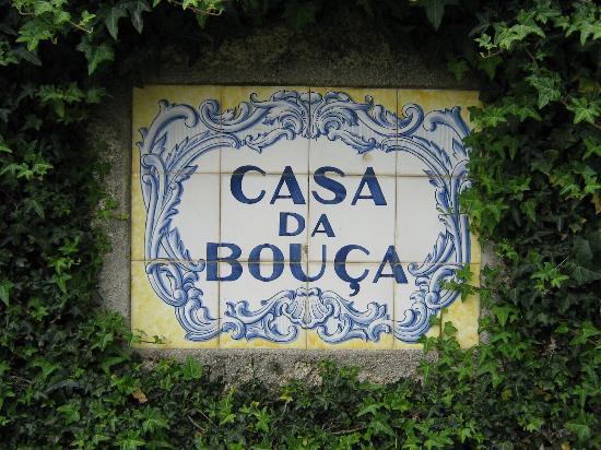 Quinta da Bouca d'Arques: Entrance