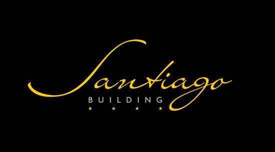 Santiago Building: Logo