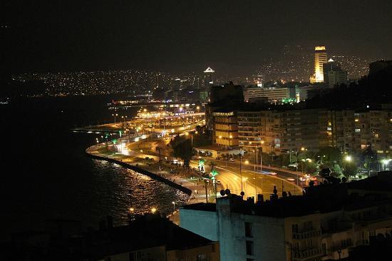 Tarihi Asansor: Izmir view from Asansor [