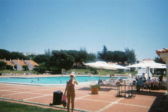 Vilanova Resort: The hotel grounds