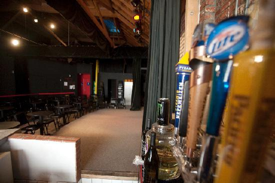 Mi's Westside Comedy Theater: From the bar