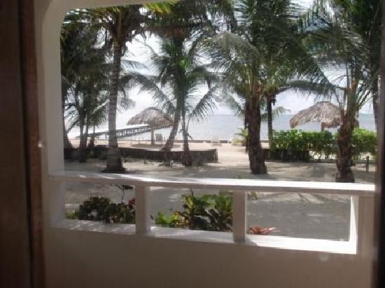 Cocotal Inn & Cabanas: Our View :)