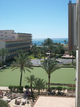 ClubHotel Riu Costa del Sol: Views from room 452