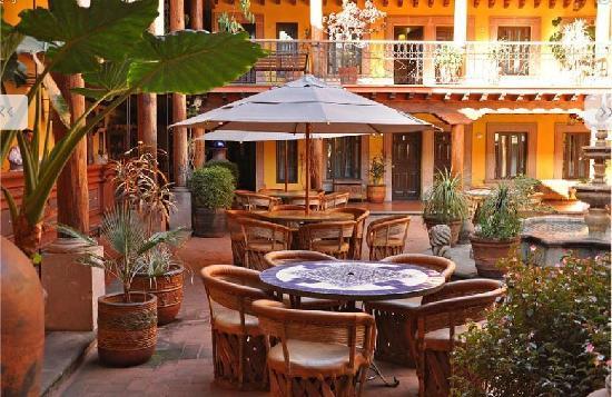 هوتل لا باروكيا: Hotel la Parroquia