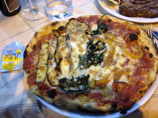 Gran Caffe': Pizza Contadina