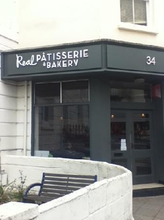 Real Patisserie Kemp Town