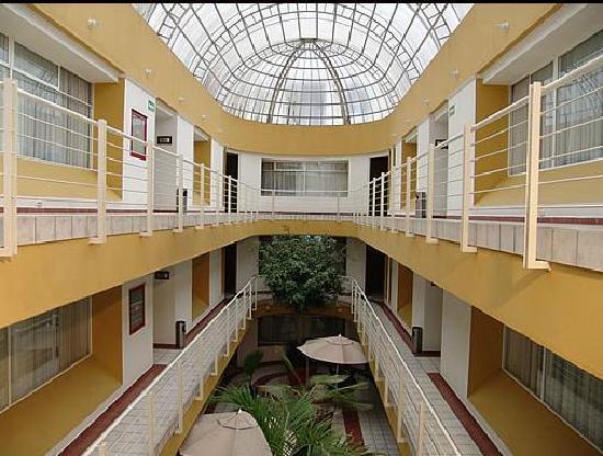 Tulancingo, Mexico: Hotel Mediterraneo