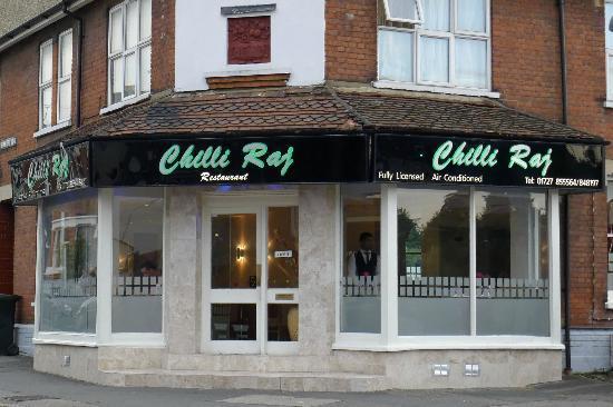 Chilli Raj Restaurant