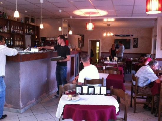 Gascogne Café : Interior photo of La Gascogne