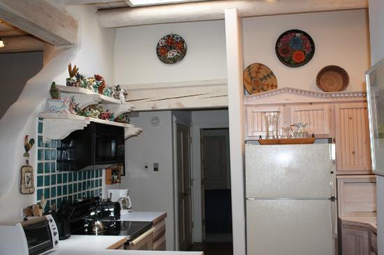 Las Brisas de Santa Fe: Kitchen Area two bedroom condo