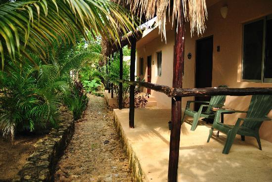Itour Akumal Villas Tortugas: bungalow