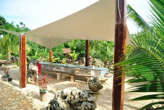 Itour Akumal Villas Tortugas: ristorante