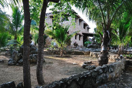 Villa Tortugas Residence: particolare della casa