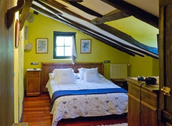 Casa Rural Arotzenea: Habitación