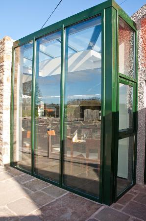 Pinocchio's Restaurant: External