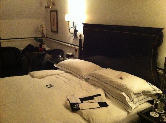Hotel 41: Nice rooms