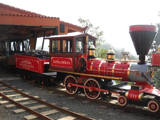 Province of Puntarenas, Costa Rica: Old fashioned train, beautiful and fun