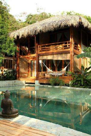 Pranamar Villas and Yoga Retreat: Poolside Villas