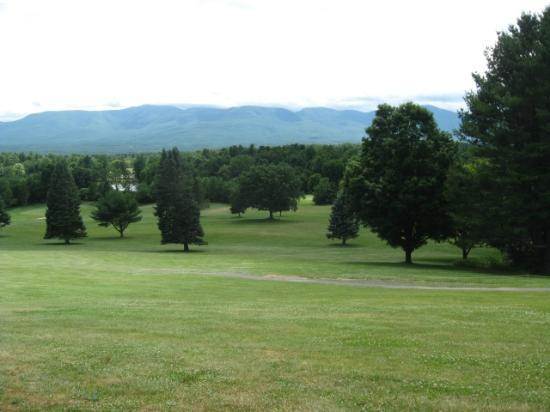 Thunderhart Golf Course at Sunny Hill : Looking across 5th fairway, great open, expansive feel !