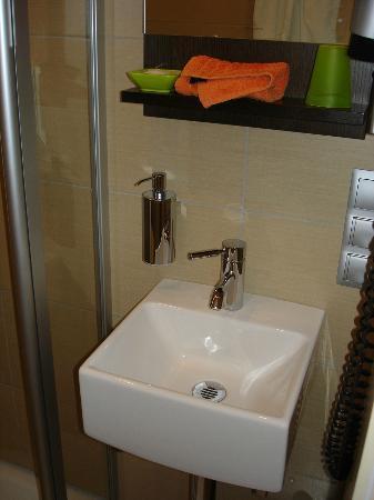 Design Hotel Zollamt: Badezimmer