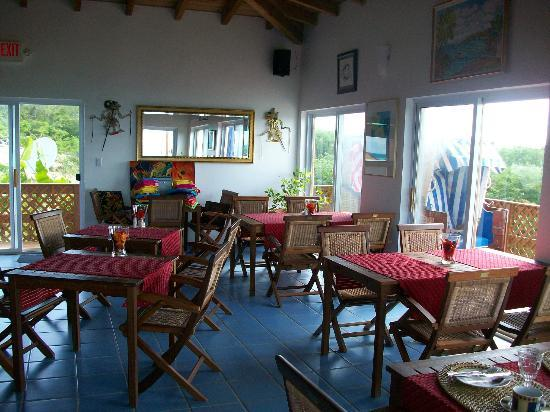 Shannas Cove Resort : Dining room