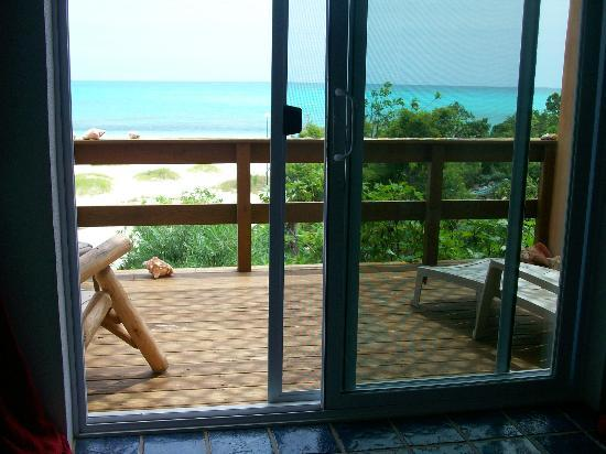 Shannas Cove Resort : Our porch