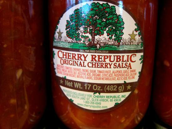 Cherry Republic - TEMPORARILY CLOSED : cherry salsa