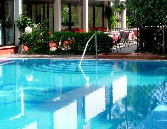 Hotel Virgilio: pool