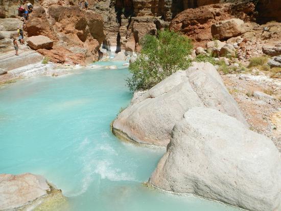 Colorado River & Trail Expeditions: Havasu Creek