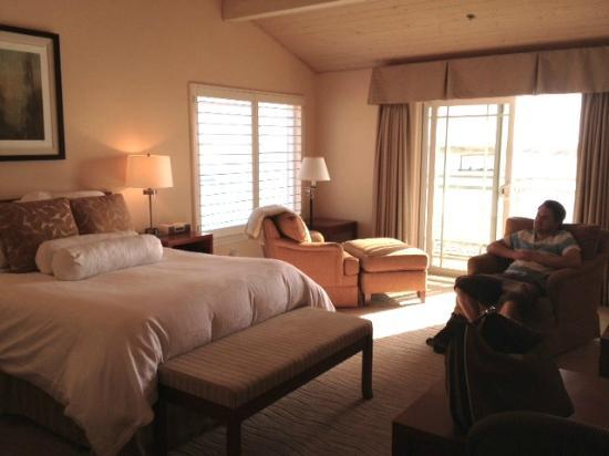 Anderson Inn: Over the Water room - beautiful! 