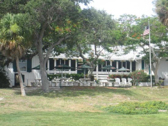 Cabbage Key Inn Restaurant: The Inn at Cabbage Key