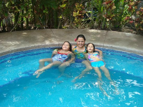 Villas El Rancho Green Resort: EL JACUZZI