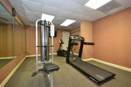 ‪‪Comfort Inn - Pensacola / N Davis Hwy‬: Fitness Center‬