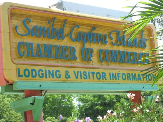 Sanibel and Captiva Chamber of Commerce and Visitors Center: 'Nuff Said.