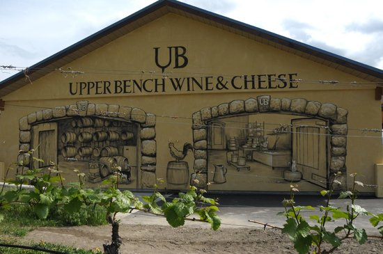 Upper Bench Estate Winery & Creamery